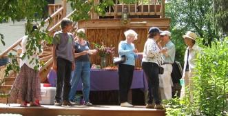 garden open house