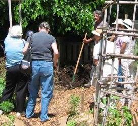 compost demo